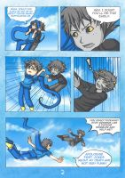HS - John: Fly with Karkat p2 by ChibiEdo