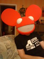 RED Mau5head Replica by Mauricechief