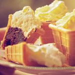 Ice cream cupcakes by EliseEnchanted