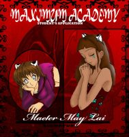 Maximum Ride Academy: Maeter May Lai by Pyrothena
