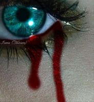Tears of Blood by iverie