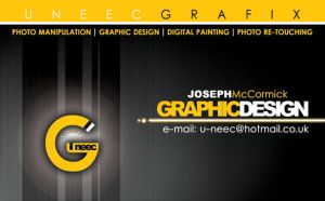 My Business Card by JetMcC