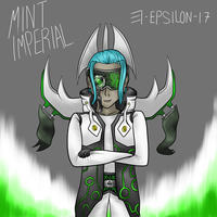 Epsilon 17 - Mint Imperial by TheFinalIllusion