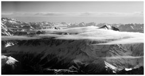 Over The Alps by WindDesert