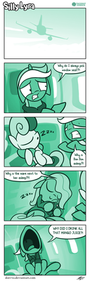 Silly Lyra - You Asked For It by Dori-to