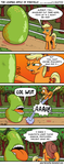 The Leaping Apple of Ponyville by Pony-Berserker