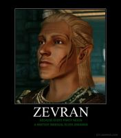 Zevran Motivational by HC-IIIX
