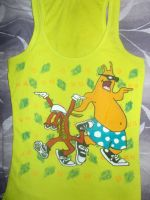 Toejam and Earl Shirt Design by Terra-of-the-Forest