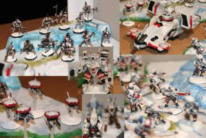 Tau Warhammer 40k collection by MoritzNina