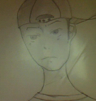 Nervous Guy in a Cap by Lord-Momo