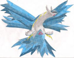 Lightning Latios by Wilira