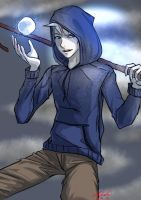 Rise Of The Guardians - Jack Frost by DeathKLovC
