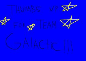 Thumbs up for Team Galactic!!! by UmbreonDelilah