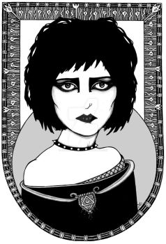 Siouxsie by AnitaInverarity