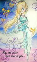 Goddess of the Marioverse by Derochi