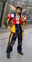 Erol Cosplay ( Jak and Daxter) 2 by Felidae16