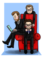 mark and alex and tim by dongpeiyen1000