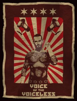 Voice of the Voiceless by BartonTees