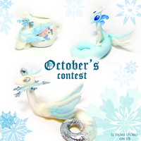 October's contest by rosepeonie