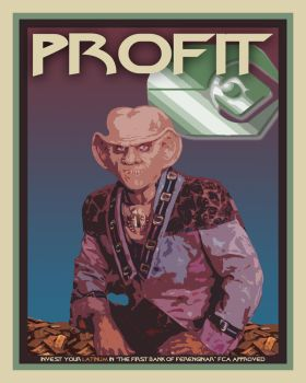 Ferengi Profit by AWESwanky