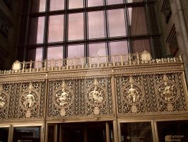 Fisher Bldg 2, Detroit by vanfoto