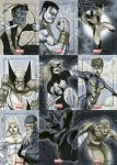 Marvel Universe Sktch Cards 11 by RichardCox
