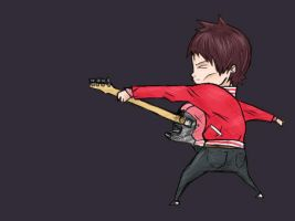 Chibi Matt bellamy by flashgirl93
