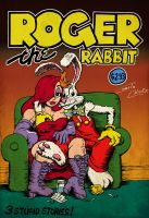 Roger and Jessica Rabbit in Fritz the cat style by Christo-LHiver