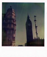 Big Ben by tenlittlebirds