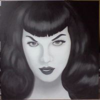 bettie _ one by CuthbertMcNasty