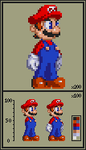 Mario by t0ms0nic