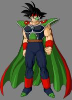 King Bardock by Neoluce