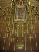 Our Lady of Guadalupe by lunacarmin