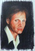 Viggo Mortensen II by free-day
