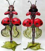 Lady Bug by Gniffies