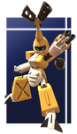 Metabee Popout by pasco295