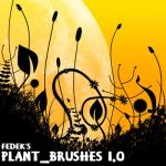Fedek's plant brushes 1.0 by Fedek6