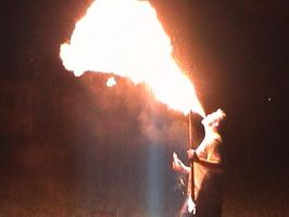 Nother Firebreathing PIC. by droy333