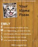 Name Poem!! by Emily-arsenault