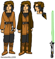 Jedi Master Roku Kasai Profile by true-redemption88