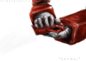 Hands by Cubicality