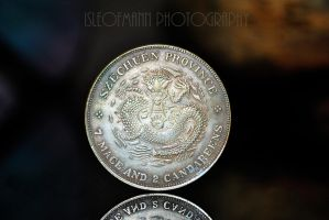 heads or tails by ISLEOFMANNPHOTOS
