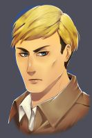 Erwin Smith by Lady-Was-Taken