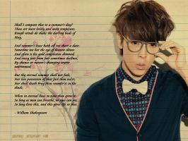 Shakespeare Donghae by GraPHriX