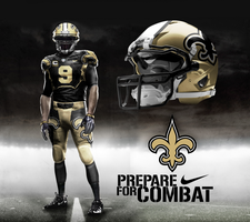 New Orleans Saints Home by DrunkenMoonkey