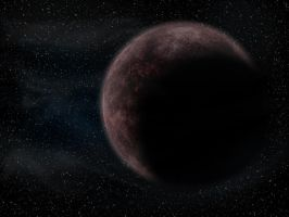 Moon type planet by Picolini