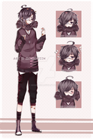 AIRHEAD-KUN AUCTION [closed] by Momoriin