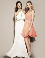 Lucy Mecklenburgh and her sister by Lord-Storm