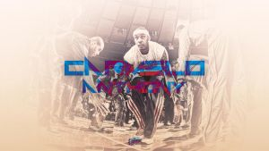 Carmelo Anthony Nyk by EsegaGraphic