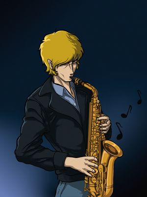 Jazz for your Soul by EyeballEarth